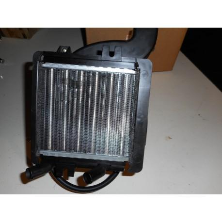 radiateur de chauffage et ventilateur 12v